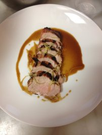 Ginger-Jalepeno Marinated Pork Tenderloin